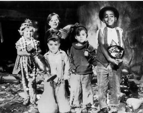 "Little Rascals Our Gang Print 14 x 11/"""