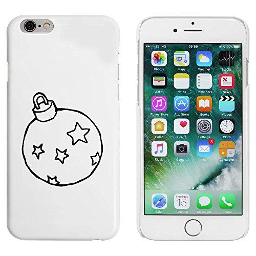 Blanc 'Boule de Noël' étui / housse pour iPhone 6 & 6s (MC00089329)