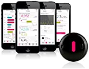 Fitbug Orb Bluetooth Activity Tracker - Retail Packaging - Pink