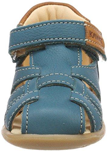 Kavat Baby Mädchen Rullsand Sandalen, Blau (Ocean Blue/905)
