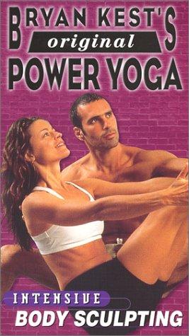 Bryan Kest - Power Yoga, Intensive Body Sculpting [VHS]