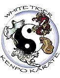 White Tiger Kenpo Black Belt