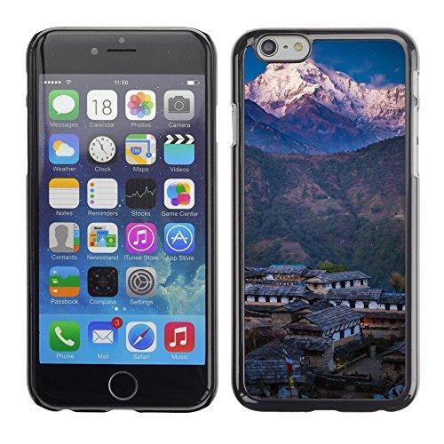 "Premio Sottile Slim Cassa Custodia Case Cover Shell // F00002881 Himalaya Népal // Apple iPhone 6 6S 6G PLUS 5.5"""