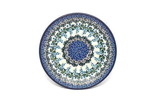 Polish Pottery Ceramic Plates (Polish Pottery Plate - Salad/Dessert (7 3/4