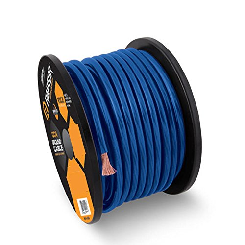 Power Cable Blue Raptor R3BL4-100 VICE SERIES