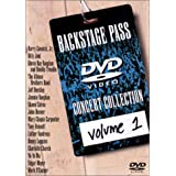 Backstage Pass: Dvd Concert Collect 1