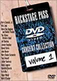 Backstage Pass - DVD Concert Collection Vol. 01