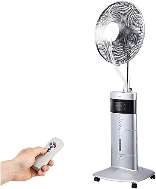 Ventilador eléctrico YANFEI Humidificación por Pulverización ...