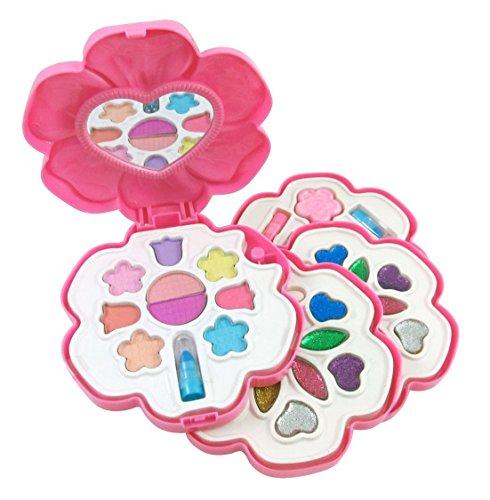 Petite Girls Flower Shaped Cosmetics