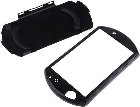 non-brand Funda Protectora de Piel de Aluminio Cubierta Rígida para Sony PSP Go, A Prueba de Polvo: Amazon.es: Electrónica