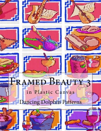 Framed Iii Canvas (Framed Beauty 3: in Plastic Canvas (Volume 3))