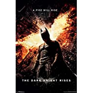 "Trends International Dark Knight Rises One Sheet Collector's Edition Wall Poster 24"" X 36"""