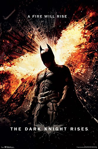 Trends International Dark Knight Rises One Sheet Collector's Edition Wall Poster 24