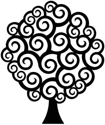 Metal Wall Art Tree of Hypno Design/Metal Art/Wall Art/Wall Decor/Metal Decor Love/Metal Poster/Metal Wall Decor//Unique Gift