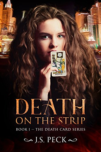 Death on the Strip (Death Card Series Book 1) by [Peck, J.S., Peck, Joan]