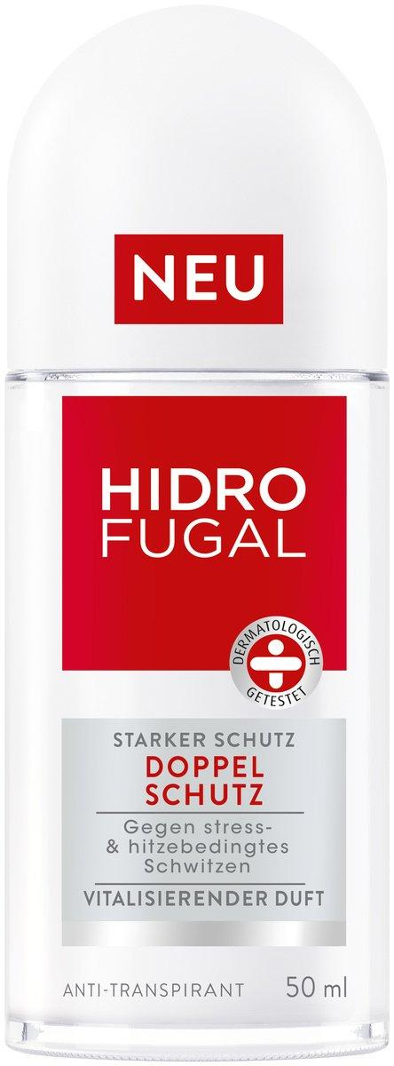 Hidrofugal Classic Deodorant, Anti-Transpirant mit dezentem Duft, 5er Pack (5 x 50 ml) 9798_1
