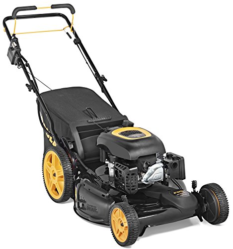 Poulan Pro PR174Y22RHPE, 22 in. 174cc Power Series 3-in-1 Walk Behind Front-Wheel-Drive Mower