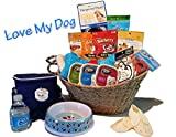 Great Day Dog Lovers Gift Basket
