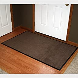 Durable Corporation Wipe-N-Walk Carpet Entrance Mat, for Indoor Areas, 36\