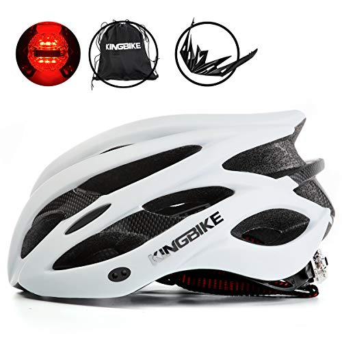 KING BIKE Cycle Helmet Mens Womens Adults Bicycle Bike Cycling Helmets for...