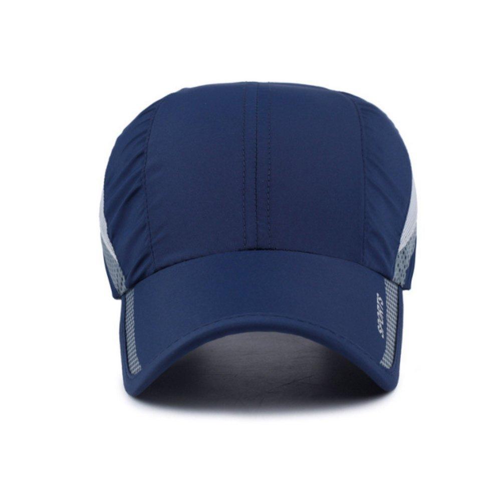 Clape Ultra ThinLightweightOutdoor Sports RunningBaseball Cap WaterproofQuick DryMesh HatUV Protection Portable Performance Hat