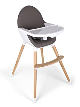 Interbaby Chaise Haute Convertible De 2 1 En Bébé Poussette TFJ1lcK