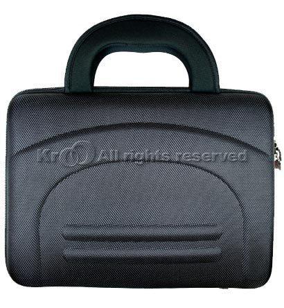 Kroo Cube Durable EVA Hard Carrying Case (Black) for Gateway LT41P04u LT41P06u 10.1″ Laptop Netbook + a Mini Stylus Pen, Best Gadgets