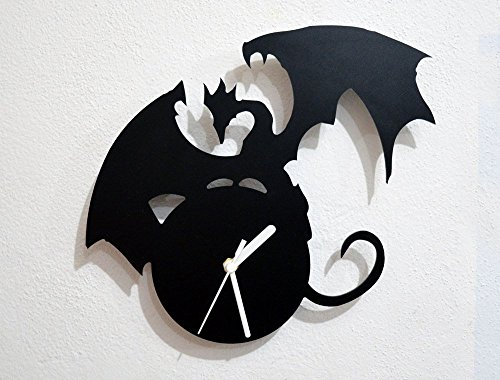 Dragon - Wall Clock