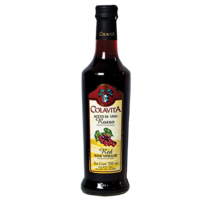 Colavita Red Wine Vinegar, 500ml