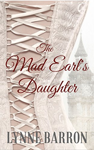 book cover of The Mad Earl\'s Daughter