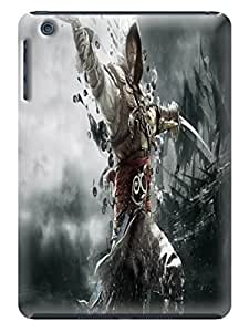 custom ipad mini lovely hot sale Cool Assassin's Creed TPU fashionable Case,phone accessory phone case cover