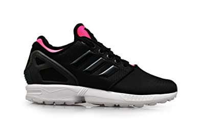 Adidas Zx Flux Black And Pink