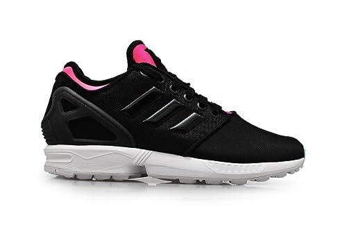 adidas zx flux noir et rose