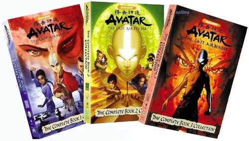 The Legend Of Aang Book 1