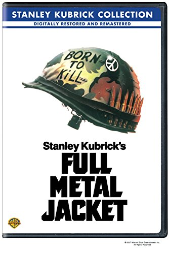 DVD : Full Metal Jacket (Amaray Case, Repackaged)