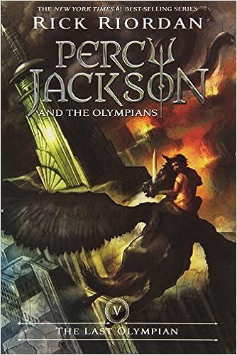 Bildresultat för the last olympian rick riordan