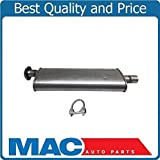 direct fit muffler with clamp for 2005-2010 jeep grand cherokee commander  3 7l 4 7
