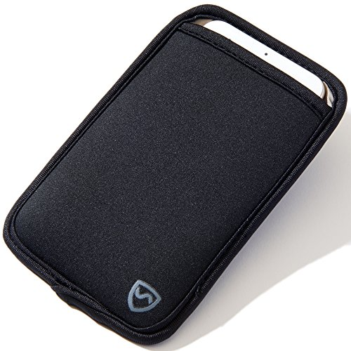 SYB Phone Pouch, Cell Phone EMF Protection Holster Sleeve for Phones up to 3.25
