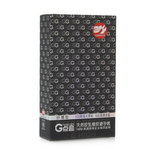 Getmore 50 pcs 0.18mm Ultrathin Ultra thin Extra Dotted Makes G High Natural Latex Condom for Male Couple