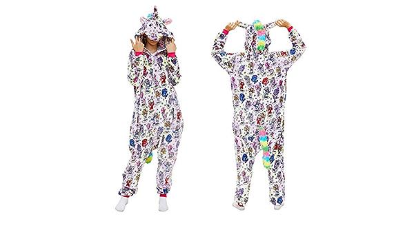 Cartoon Animal Conjoined Home L Pegaso de Colores, Pijama ...