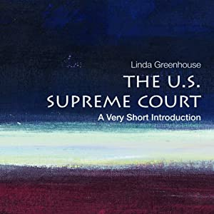 The U.S. Supreme Court: A Very Short Introduction  Audiobook