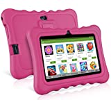 Ainol Q88 Android 7.1 RK3126C Quad Core 1GB+16GB 0.3MP+0.3MP Cam WiFi 2800Ah Tablet PC (Pink)