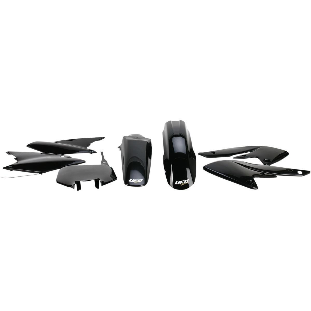 BODY KIT KXF250 04-05 BLACK UFO KAKIT203-001 Complete Body Kit