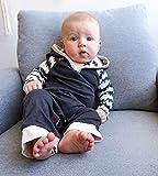 Burt's Bees Baby - Romper Jumpsuit, 100% Organic