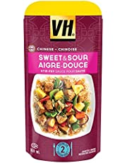 VH Sweet & Sour Stir-Fry Sauce Pouch (12 Pack), 160 Milliliter