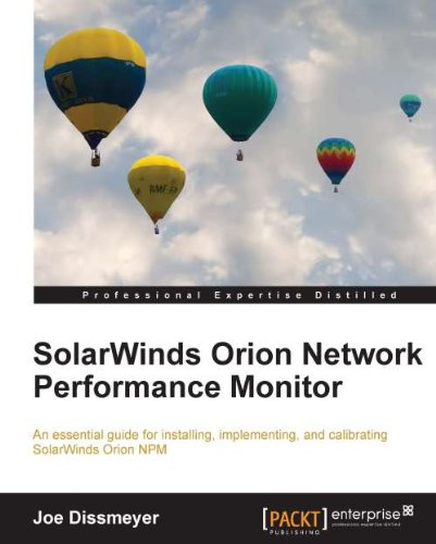 Download SolarWinds Orion Network Performance Monitor Pdf