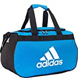 adidas Diablo Small Duffel Limited Edition Colors- Exclusive (Bright Blue /