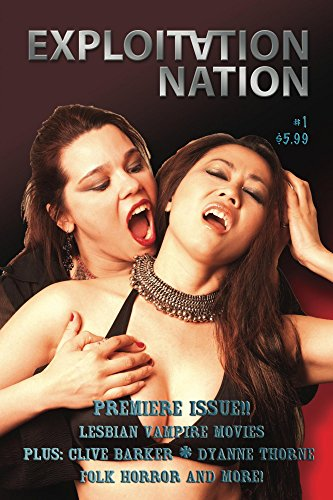 Exploitation Nation #1: Lesbian Vampires of the Cinema