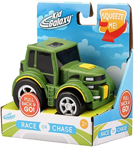 Kid Galaxy Tractor Vehicle Toddlers