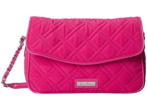 Vera Bradley Women's Chain Shoulder Bag Fuchsia One Size